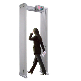 SA-800H walkthrough metal detector